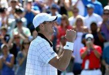 Circuito ATP-WTA: John Isner vince a Winston Salem dopo aver annullato tre match point a Berdych. La Kvitova si aggiudica New Haven