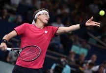 Ranking ATP: +30 per Denis Istomin