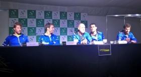 Davis Cup: Argentina vs Italia. Parlano gli azzurri