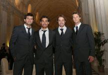 Coppa Davis Primo Turno World Group – Italia vs Croazia 3-2: Rivivi il Livescore dettagliato. Fognini vince e porta gli azzurri ai quarti di finale