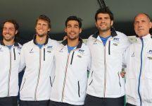 Davis Cup:  Risultati Russia vs Italia Day 3 (Spareggio World Group). Lorenzi porta l'Italia sul 4 a 1