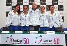 Fed Cup – Semifinale Italia vs Rep. Ceca 3-1: Le dichiarazioni di Roberta Vinci, Corrado Barazzutti e Ernesto De Filippis