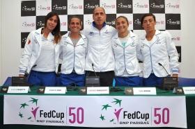 Le dichiarazioni dei protagonisti di Fed Cup