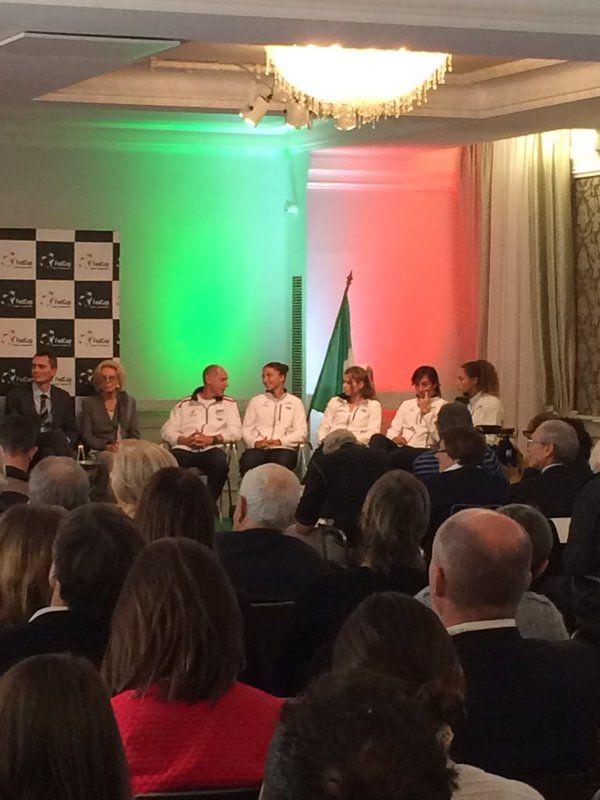 Fed Cup 2018: Italia vs Spagna. L'incontro si giocherà a Chieti su terra rossa indoor