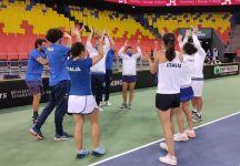 Billie Jean King Cup: Romania – Italia 1-3. Parlano Tathiana Garbin e Elisabetta Cocciaretto