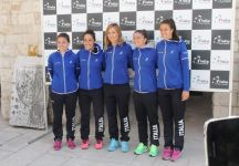 Fed Cup: Spareggio World Group 2 – Live Italia vs China Taiwan 3-0 (Day 2). Rivivi il live dettagliato