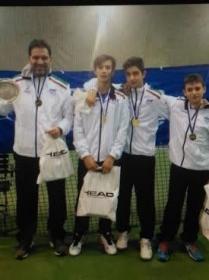 Super Italia: è campione d'Europa U.14. Rottoli show con il numero 4 continentale
