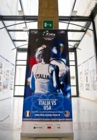 La presentazione è avvenuta  presso Palazzo Granafei-Nervegna a Brindisi (Credit Emanuela Quaranta)