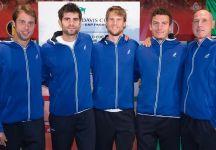 Davis Cup – Quarti di Finale: Belgio vs Italia 3-2. Rivivi il live dettagliato