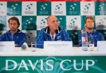 Davis Cup: Giappone vs Italia. Si giocherà a Morioka sul veloce indoor
