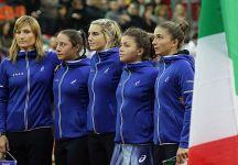 LIVE Fed Cup: World Group 2 – Primo Turno. Italia vs Spagna 3-2. Rivivi il Live Dettagliato