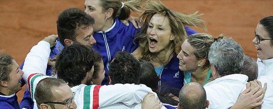 Le dichiarazioni della squadra italiana