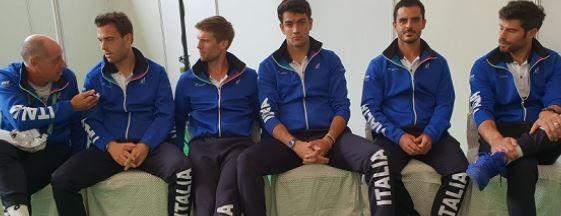 Live la Davis Cup