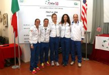 Fed Cup 1° Turno – Italia vs Usa 3-2: Rivivi il Livescore dettagliato. Italia in semifinale