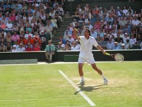 Goran Ivanisevic  ha vinto Wimbledon nel 2001
