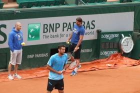 Goran Ivanisevic ha vinto Wimbledon nel 2001 ed è il coach di Marin Cilic