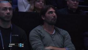 Goran Ivanisevic è il coach di Marin Cilic