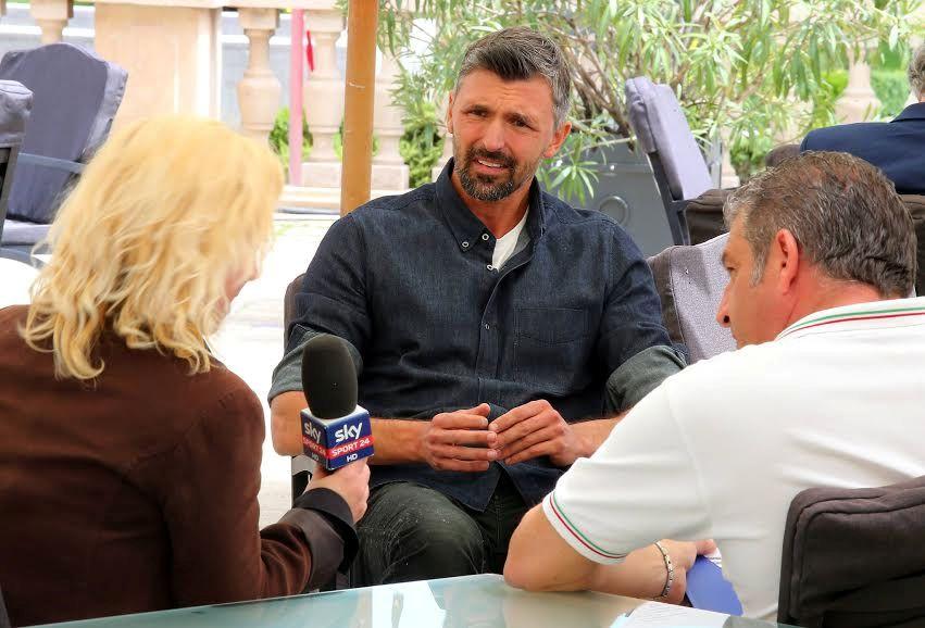 In onda nei prossimi giorni un ampio servizio 'di avvicinamento' al torneo,  realizzato a Umago da una troupe di Icarus  che ha anche incontrato Goran Ivanišević per una lunga intervista