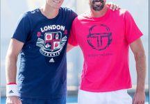 Tomas Berdych si separa da Goran Ivanisevic