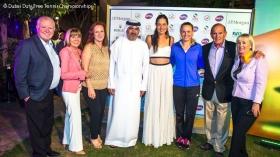 Ana Ivanovic e Caroline Wozniacki nella foto