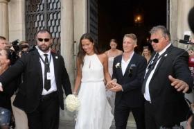 Ana Ivanovic si è sposata