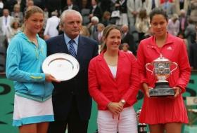 Ana Ivanovic ed il successo al Roland Garros 2008 (Video)
