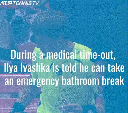 Il bizzarro episodio capitato a Ilya Ivashka a San Pietroburgo