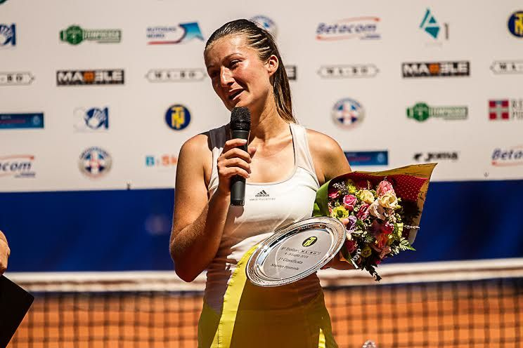 Dalila Jakupovic nella foto