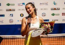 ITF Torino: Resoconto e dichiarazioni della finale. Successo di Dalila Jakupovic