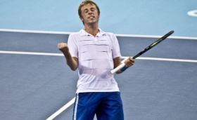 Gregoire Jacq classe 1992, n..437 ATP