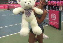 Jovana Jaksic vince il torneo di Wuhan e ritorna alla vittoria dopo 2 anni