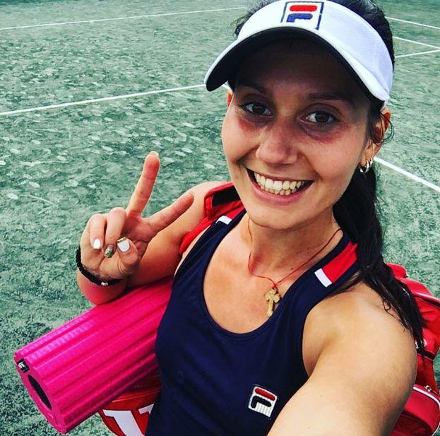 Jovana Jaksic classe 1993 e n.274 WTA