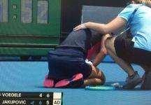Aria irrespirabile, Dalila Jakupovic costretta al ritiro a Melbourne per crisi respiratoria
