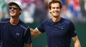 2016: l'anno di Andy e Jamie Murray