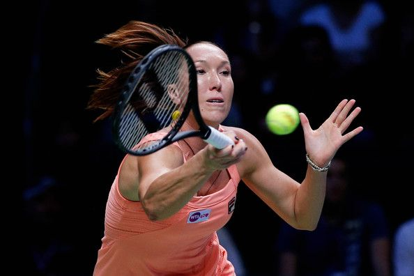 Jelena Jankovic nella foto