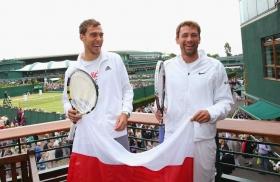 Nella foto Jerzy Janowicz e Lukasz Kubot