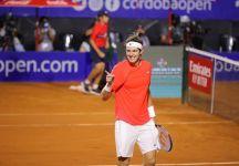 Nicolas Jarry ritorna a vincere nel circuito maggiore