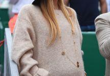 Jelena Djokovic aspetta un figlio