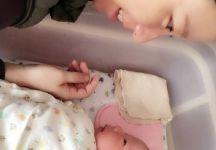Jie Zheng è diventata mamma