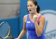 La Jovanovski sbaglia aereo e si ritrova in un'altra Carlsbad, 1400 km dal torneo WTA