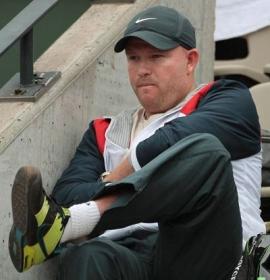 <strong>Michael Joyce</strong>, coach statunitense della USTA