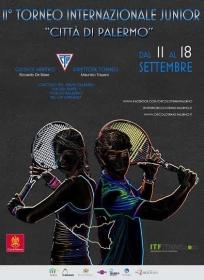 Il grande tennis juniores sui campi del Ct Palermo