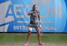 """Problema al tendine del ginocchio per Petra Kvitova: """"Spero di riuscire ad essere in buone condizioni per Wimbledon"""""""