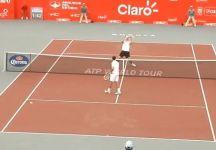 Video del Giorno: Karlovic chiude in questo modo la semifinale contro Stepanek a Bogotà