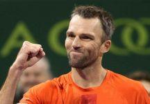 Ivo Karlovic diventa il più anziano semifinalista ATP della storia da Jimmy Connors nel 1993