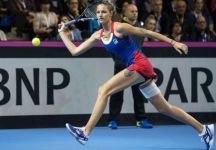 Fed Cup – Finale: Francia vs Rep. Ceca 1-1. La Garcia batte una spenta Kvitova. Karolina Pliskova vince per 16-14 al terzo set contro la Mladenovic e conquista il primo punto