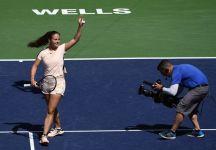 "Kasatkina in semifinale a Indian Wells: ""Le sensazioni oggi erano perfette"""