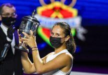 Kasatkina vince il secondo titolo della stagione a San Pietroburgo (Video)