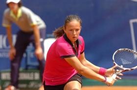 La russa Daria Kasatkina, vincitrice a Santa Croce 2014