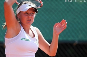Kateryna Kozlova classe 1994, n.102 WTA